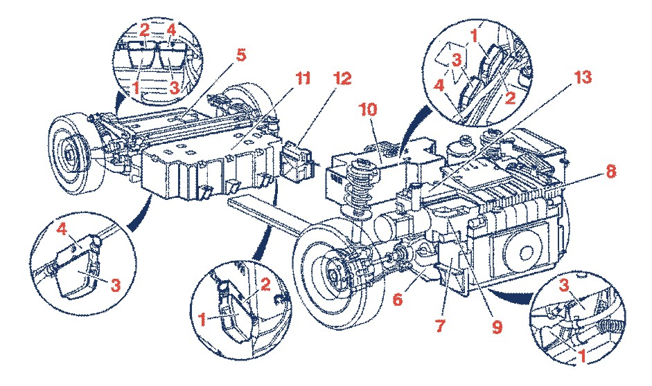 Specificaties Citroen Berlingo 201 Lectrique En Saxo 201 Lectrique
